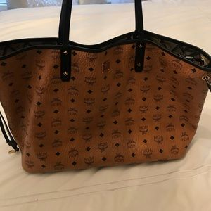 Authentic MCM large tote bag